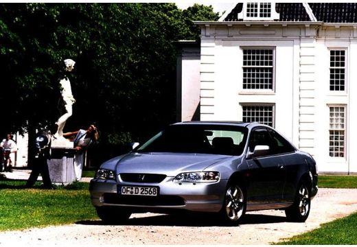 HONDA Accord III coupe silver grey przedni lewy