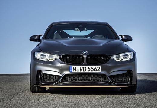 BMW Seria 4 F32 coupe szary ciemny przedni