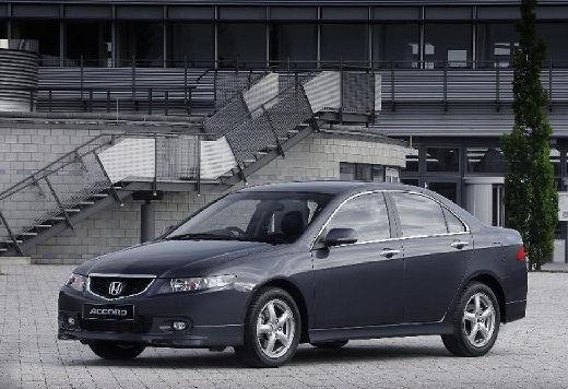 HONDA Accord V sedan szary ciemny przedni lewy