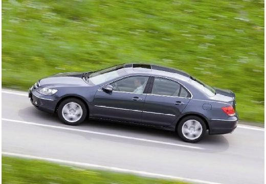 HONDA Legend sedan silver grey przedni lewy