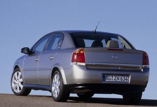 OPEL Vectra C I sedan silver grey tylny lewy