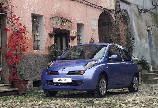 NISSAN Micra 1.2 Visia Hatchback V 1.3 65KM (benzyna)