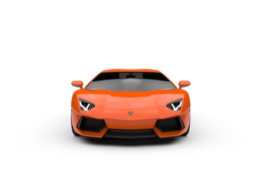 LAMBORGHINI Aventador I coupe przedni