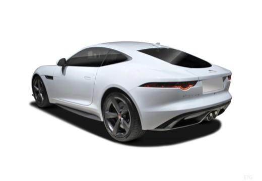 JAGUAR F-Type coupe tylny lewy
