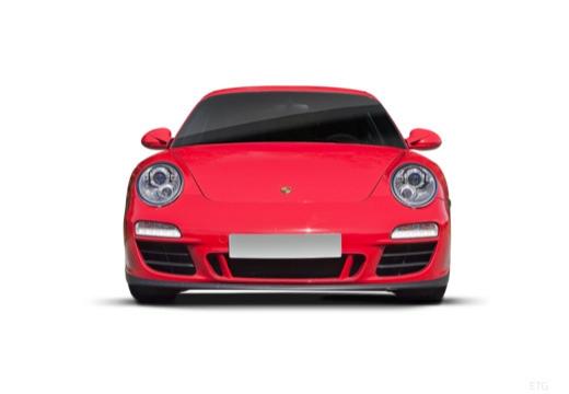PORSCHE 911 997 coupe przedni