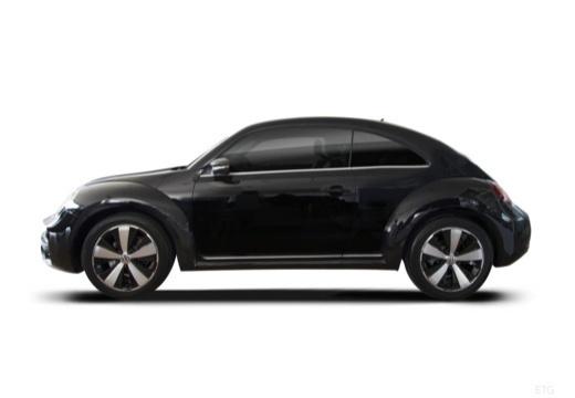 VOLKSWAGEN New Beetle coupe boczny lewy