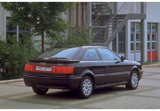 AUDI 80 coupe brązowy tylny prawy