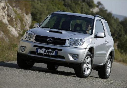 Toyota RAV4 2.0 VVT-i Sol Kombi III 150KM (benzyna)