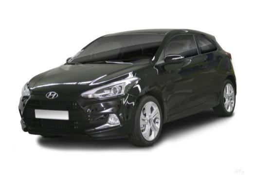 HYUNDAI i20 1.1 CRDi Classic + Hatchback Coupe 1.2 75KM (diesel)