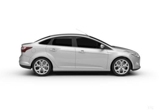 FORD Focus V sedan boczny prawy