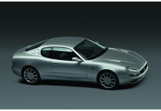 MASERATI 3200 coupe silver grey przedni prawy