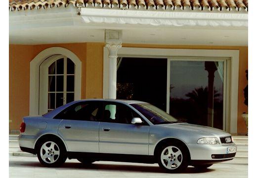 AUDI A4 B5 sedan silver grey przedni prawy