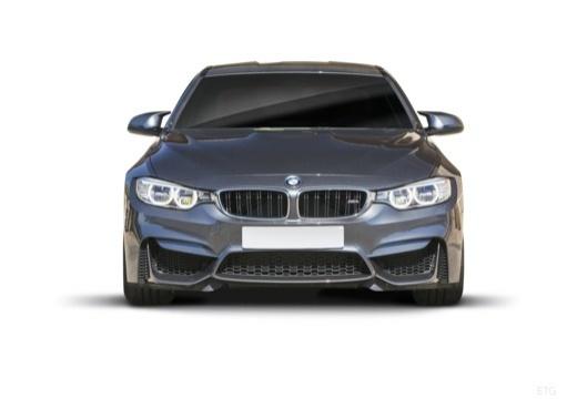 BMW Seria 4 F32 coupe przedni
