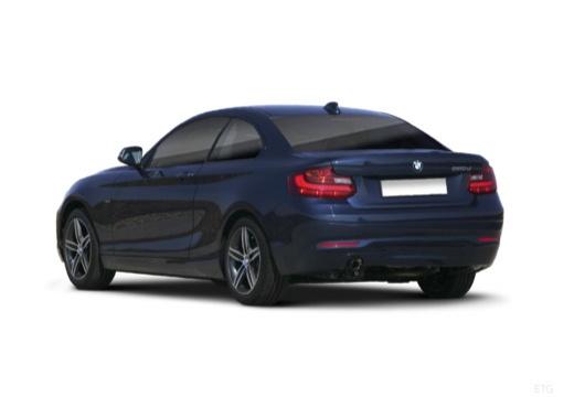 BMW Seria 2 F22 I coupe tylny lewy