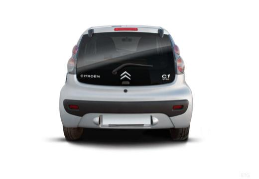 CITROEN C1 II hatchback tylny