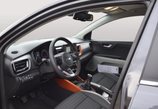 KIA Stonic hatchback wnętrze