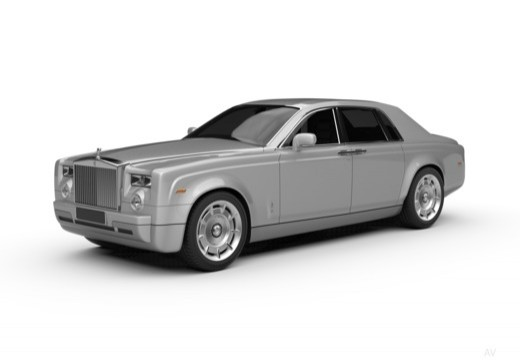 ROLLS-ROYCE Phantom sedan przedni lewy