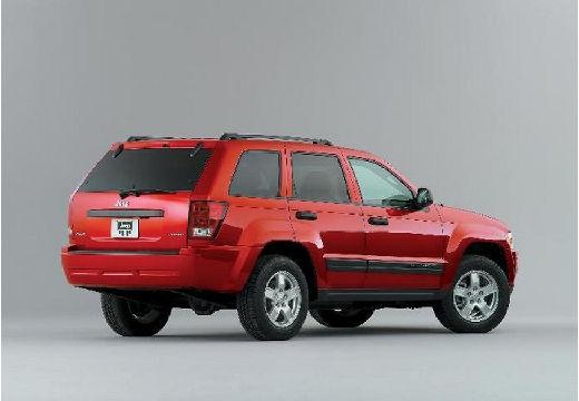 JEEP Grand Cherokee III kombi czerwony jasny tylny prawy