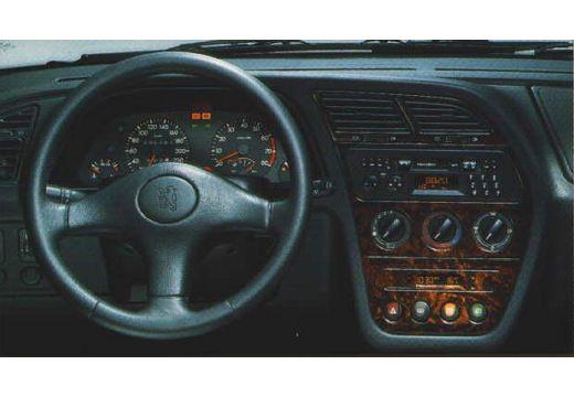 PEUGEOT 306 kabriolet tablica rozdzielcza