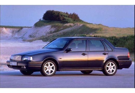 VOLVO 460 sedan przedni lewy