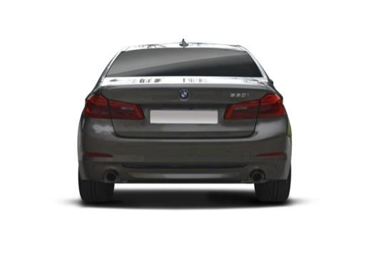 BMW Seria 5 G30 sedan tylny