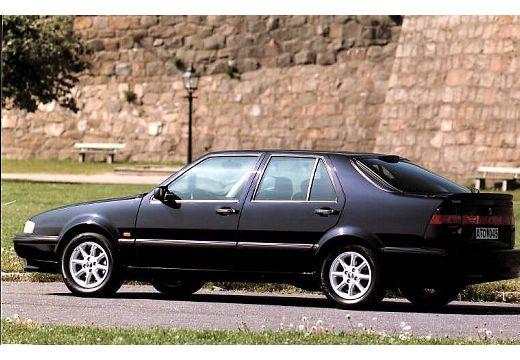 SAAB 9000 CS hatchback tylny lewy