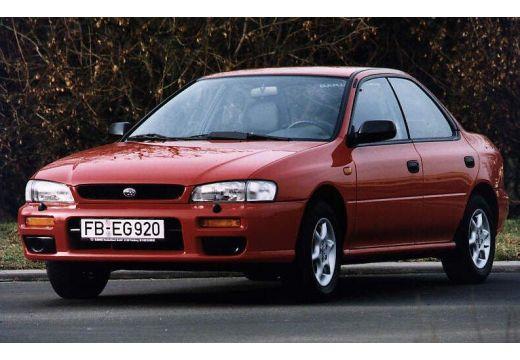 SUBARU Impreza 2.0 RX Sedan I 115KM (benzyna)