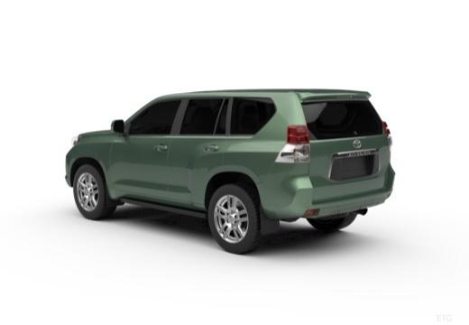 Toyota Land Cruiser 150 I kombi tylny lewy
