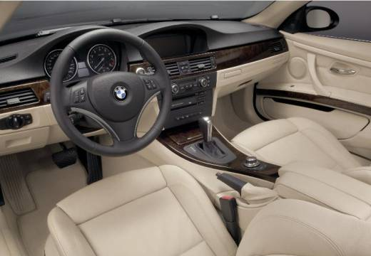 BMW Seria 3 E92 I coupe tablica rozdzielcza