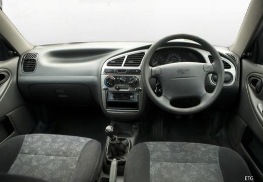 DAEWOO / FSO Lanos hatchback tablica rozdzielcza