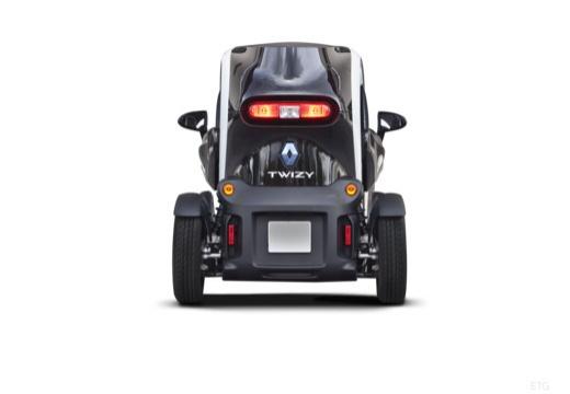 RENAULT Twizy hatchback tylny