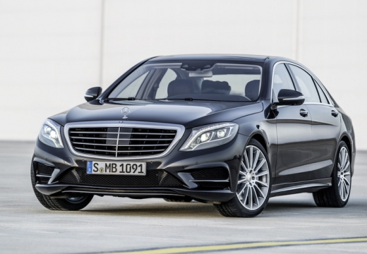 MERCEDES-BENZ S 600 L Sedan W 222 6.0 530KM (benzyna)