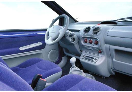 RENAULT Twingo III hatchback wnętrze