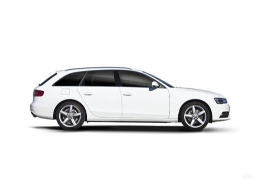 AUDI A4 Avant B8 II kombi boczny prawy