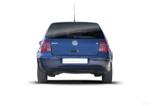 VOLKSWAGEN Golf IV hatchback tylny
