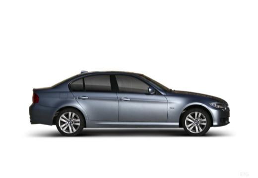 BMW Seria 3 E90 II sedan boczny prawy