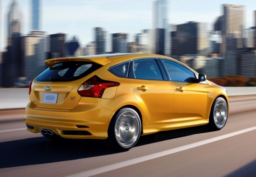 FORD Focus VI hatchback
