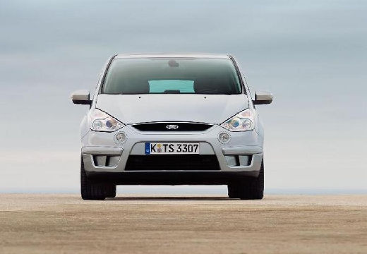 FORD S-MAX 2.0 FF Trend Van I 145KM (benzyna lub alkohol e85)