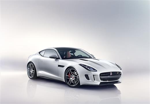 JAGUAR F-Type Coupe I