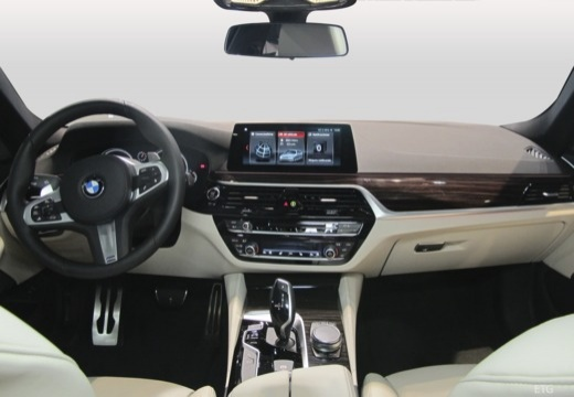 BMW Seria 5 Touring G31 kombi tablica rozdzielcza