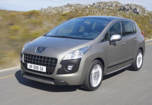 PEUGEOT 3008 1.6 HDi Access Hatchback I 112KM (diesel)