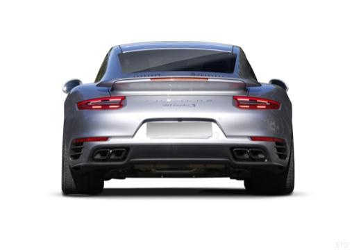 PORSCHE 911 991 II coupe tylny