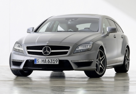 MERCEDES-BENZ CLS 63 AMG S 4-Matic Kombi Shooting Brake C 218 I 5.5 584KM (benzyna)