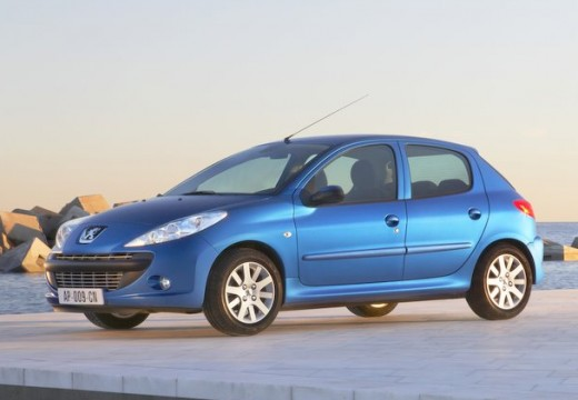 PEUGEOT 206+ 1.4 HDI Presence Euro5 Hatchback I 68KM (diesel)