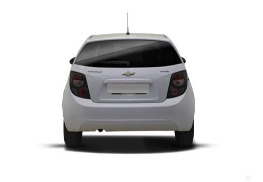 CHEVROLET Aveo hatchback tylny