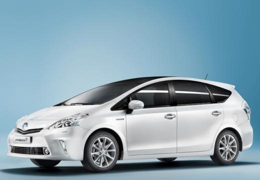 Toyota Prius+ 1.8 HSD Active Kombi + I 99KM (benzyna elektryczny)