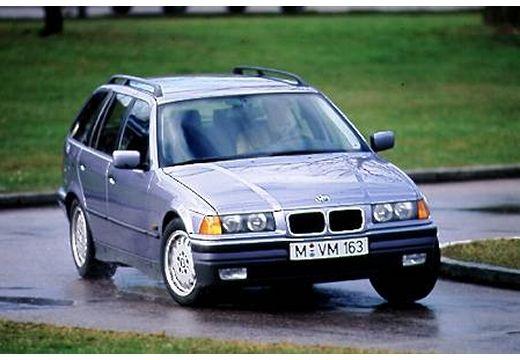 BMW Seria 3 kombi przedni prawy