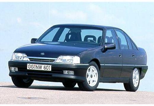 OPEL Omega A I sedan niebieski jasny przedni lewy