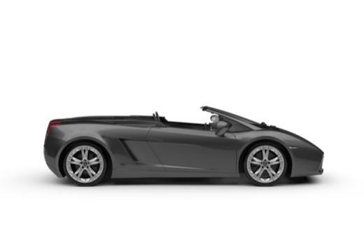 LAMBORGHINI Gallardo Spyder I roadster boczny prawy