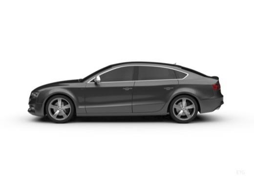 AUDI A5 hatchback boczny lewy